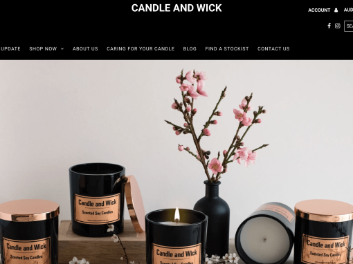 Candle & Wick
