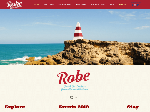 Robe Tourism