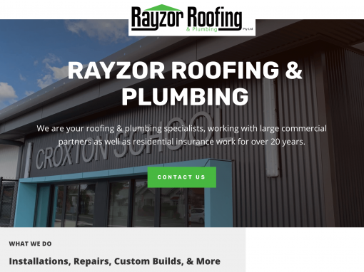 Rayzor Roofing