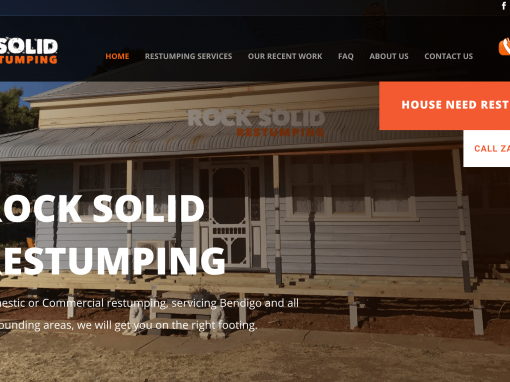Rock Solid Restumping