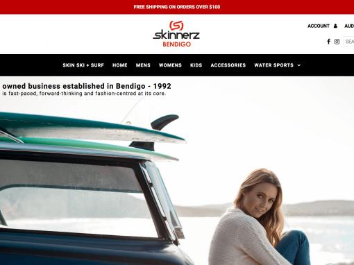Skin Ski & Surf Bendigo